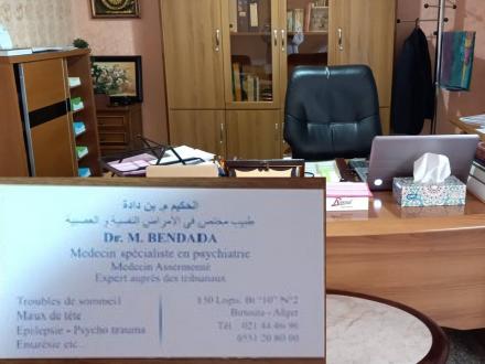 Dr BENDADA MOHAMMED