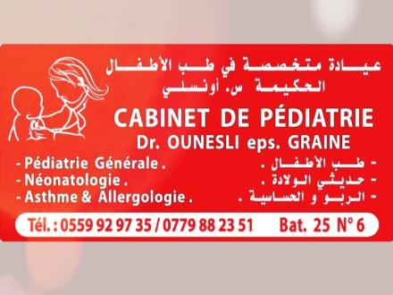 Dr. OUNESLI