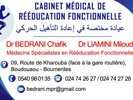 Dr Bedrani Chafik