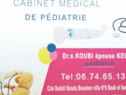 DR KOUBI
