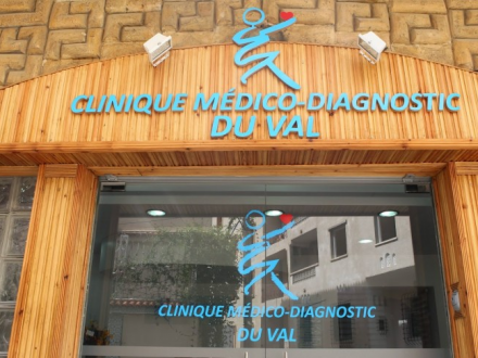 Clinique médico-diagnostic du val