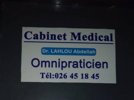 Dr abdellah lahlou