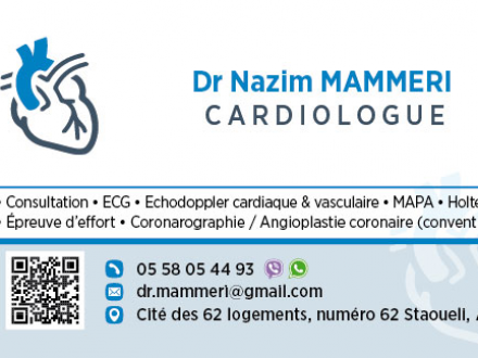 Dr. Nazim MAMMERI