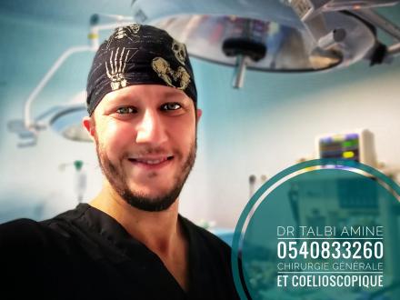 Cabinet de chirurgie générale et de coelioscopie Dr TALBI Amine Benimessous