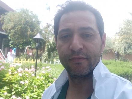 Dr belhamidi hamid  chirurgie maxillofaciale