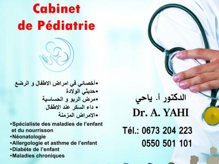 dr YAHI Amine